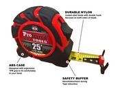 "25 ft-1 1/16"" Blade Proferred Tape Measure"