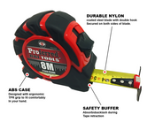 8 M-27 mm Blade Proferred Tape Measure