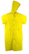 4Xl Yellow W/ Detachable Hood Proferred Rainwear