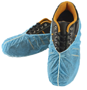 Universal Blue Shoe Cover Head And Shoe Covers (600/Pkg.)