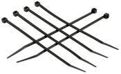 "11"" 50 Lb (0.18""W, 0.06""T) Proferred Nylon 66 Natural Cable Ties (Pkg/500)"
