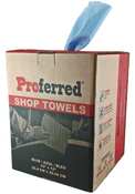( 200 Sheets Per Box ) Usa Proferred Shop Towels (4/Pkg.)