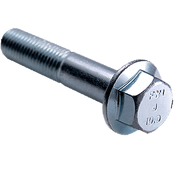 M6-1.0 x 12 mm Class 10.9 JIS B1189 Type 2, Frame Bolt, Non-Indented, Non-Serrated, Trivalent RoHS (3400/Bulk Pkg.)