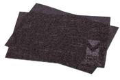 """Sandscreen Sheets for Squar Buff 12"""" x 24"""", Grit: 120, Mercer Abrasives 449124120 (10/Pkg.)"""