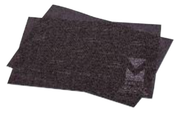 """Sandscreen Sheets for Squar Buff 12"""" x 18"""", Grit: 150, Mercer Abrasives 449128150 (10/Pkg.)"""