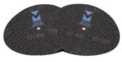"""Sandscreen Edger Discs 7"""" x 5/16"""" Hole, Grit: 60, Mercer Abrasives 4556060 (50/Pkg.)"""