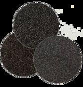 "Floor Sanding Edger Discs - Silicon Carbide Hook & Loop - 7"" x No Hole, Grit/ Weight: 24F, Mercer Abrasives 458024 (50/Pkg.)"