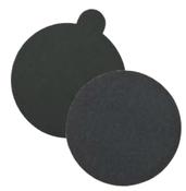 "Silicon Carbide Waterproof Discs - PSA with Tabs - 5"" x No Dust Holes, Grit: 80E, Mercer Abrasives 522M08 (100/Pkg.)"