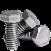 """5/16""""-18x2-1/2"""" (PT) Grade 2 Hex Cap Screw Zinc CR+3 (100/Pkg.)"""