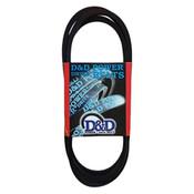 Poly Banded V-Belt, Belt J Poly V 0.092 x 89in PL 6 Rib (1/Pkg.)