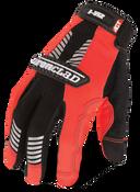 Extra-Large - I-Viz Orange 2  Ironclad General Gloves (12/Pkg.)