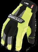 Extra-Large - I-Viz Green 2  Ironclad General Gloves (12/Pkg.)