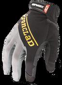 Extra-Large - Gripworx Black  Ironclad General Gloves (12/Pkg.)