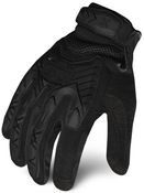 L - EXO Tactical Grip Impact Black | EXOT-GIBLK-04-L | IRONCLAD TACTICAL GLOVES (12/Pkg.)