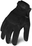 XXL - EXO Tactical Pro Black-(TAA Compliant) | EXOTA-PBLK-06 IRONCLAD TACTICAL GLOVES (12/Pkg.)