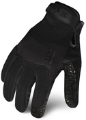 XXL - EXO Tactical Grip Black-(TAA Compliant) | EXOTA-GBLK-0 IRONCLAD TACTICAL GLOVES (12/Pkg.)