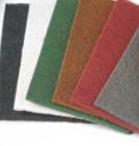 6X9 General Purpose - Green Hand Pads (10/Pkg.)
