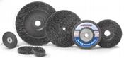 4-1/2 X 5/8-11 Super Strip Discs, Type 27/Fiberglass Backing (10/Pkg.)