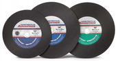12X1/8X1 Cut-Off Wheel, Advantage Fastcut - Ductile, 3 Ply High Speed Wheel (10/Pkg)