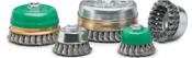 2-3/4 x M10 x 1.5 Knot Cup Brush, Standard Twist (1/Pkg.)
