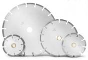 "10"" X 1 - Premium Laser Diamond Blade, Cured/Reinforced Concrete (1/Pkg.)"