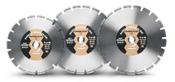 "12"" X 1 - Premium Laser Diamond Blade, Asphalt/Green Concrete (1/Pkg.)"