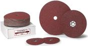 4 x 5/8 50-Grit Aluminum Oxide Fibre Discs (25/Pkg.)