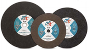 14 x 3/32 x 1 Chopsaw Wheels, Pfx/Germany Metal Studs (10/Pkg.)