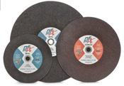 10 x 3/32 x 5/8 Cut Off Wheels, Pfx/Germany Stationary, Ferrous Metals-Stainless Steel (25/Pkg.)