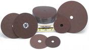 4 x 5/8 80-Grit KFT Fibre Aluminum Oxide Discs (25/Pkg.)
