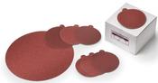 "10"" 24-Grit Zirconia PSA Cloth Discs (50/Pkg.)"