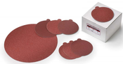 "20"" 24-Grit Zirconia PSA Cloth Discs (50/Pkg.)"