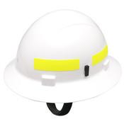 ERB Safety Americana Wildlands, Hat Style: White, 4-Point Nylon Suspension With Slide-Lock Adjustment Safety Hat (1/Pkg.)