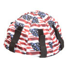 ERB Hard Hat Liner, American Flag (12/Pkg.)