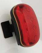 Red Hard Hat Safety Lights (12/Pkg.)