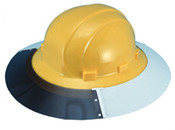 Omega II® Full Brim Shield AS5E (12/Pkg.)