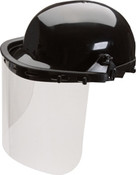 901 Black Bump Cap / Clear Visor (6/Pkg.)