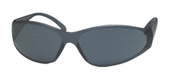 Boas® ECONOMY Black Frame Clear Lens (144/Bulk)
