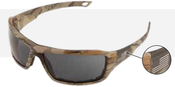 ERB Safety Glasses Camo Frame Aussie Gray Lens (12/Pkg.)
