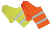 Large S21 Orange ANSI Class E Oxford Pants Hi-Viz Orange