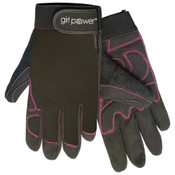 Black MGP100 GP Mechanics Gloves, LARGE