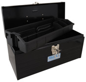 "Small Size Steel Tool Box, 17"" X 8-1/4"" X 8-3/4"", Martin #BX18"