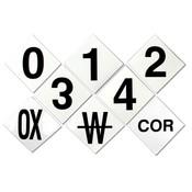 "3"" Number/Symbol Kit"