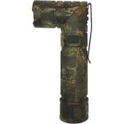 Blackfire® Twist 3AA LED Tactical Light, Mossy Oak/Camoflage