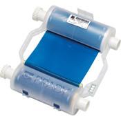 Brady® B30 Series R10000 Single Color Printer Ribbon, Blue