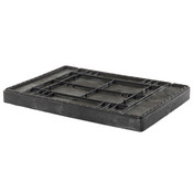"Buckhorn® Structural Foam Lid (For 42"" x 29"" Agricultural Boxes), 42""L x 29""W x 4""H, Black"