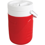 Coleman® Flip-Top Jug, 1 gal, Red
