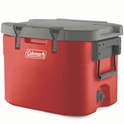 Coleman® Heavy-Duty Super Cooler, 55 qt, Heritage Red
