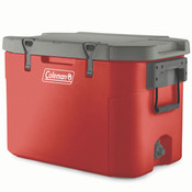 Coleman® Heavy-Duty Super Cooler, 85 qt, Heritage Red