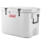 Coleman® Heavy-Duty Super Cooler, 85 qt, White